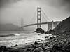 El Niño meets Golden Gate