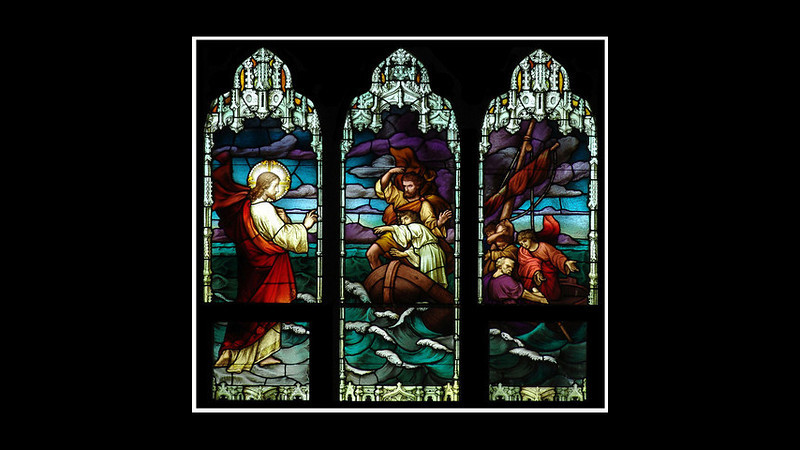 This video portrays the Gospel through the beautiful and historic stained-glass windows of Blessed Kateri Tekakwitha Church, Lagrangeville, N.Y. The photographs were taken by Robert Fertitta, photographer and curator.