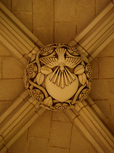 National Cathedral, Washington, DC. Detail