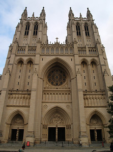 National Cathedral, Washington DC.