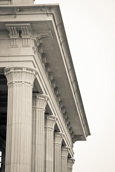 The Palladium - exterior details