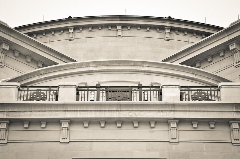 The Palladium - symmetry in details