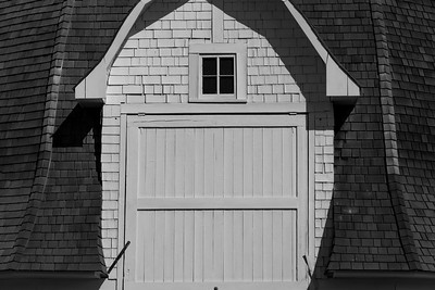 round barn, near St John, Washington