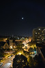 I took this one from the rooftop of the Berkeley Apartments on Highland Avenue. Love the way lighting came and how I could capture the night. <br /> <br /> Now this would make a good poster photo!