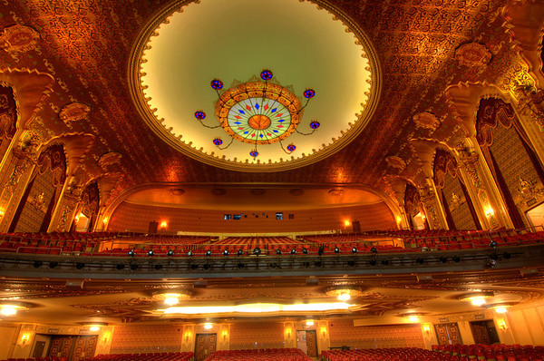 The Stanley Theater, Utica, NY
