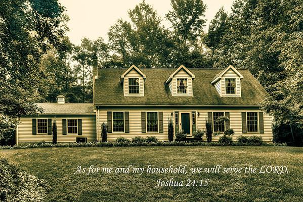 The  Tom Davis Family Home