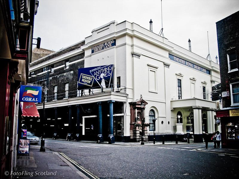 Theatre Royal, Drury Lane, London