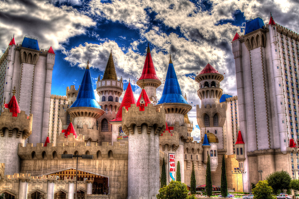 The Excalibur.  Las Vegas, NV