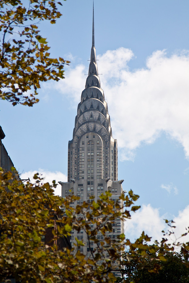 The Chrysler Building, Manhattan, NY