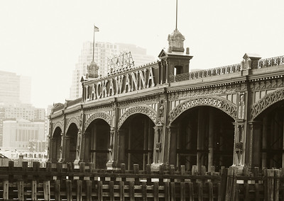 Lackawanna Ferry Terminal in Hoboken, New Jersey