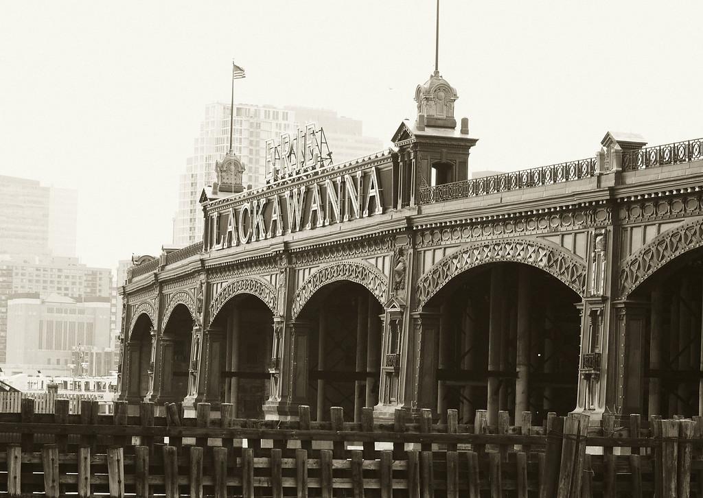 Lackawanna Ferry Terminal in Hoboken, New Jersey