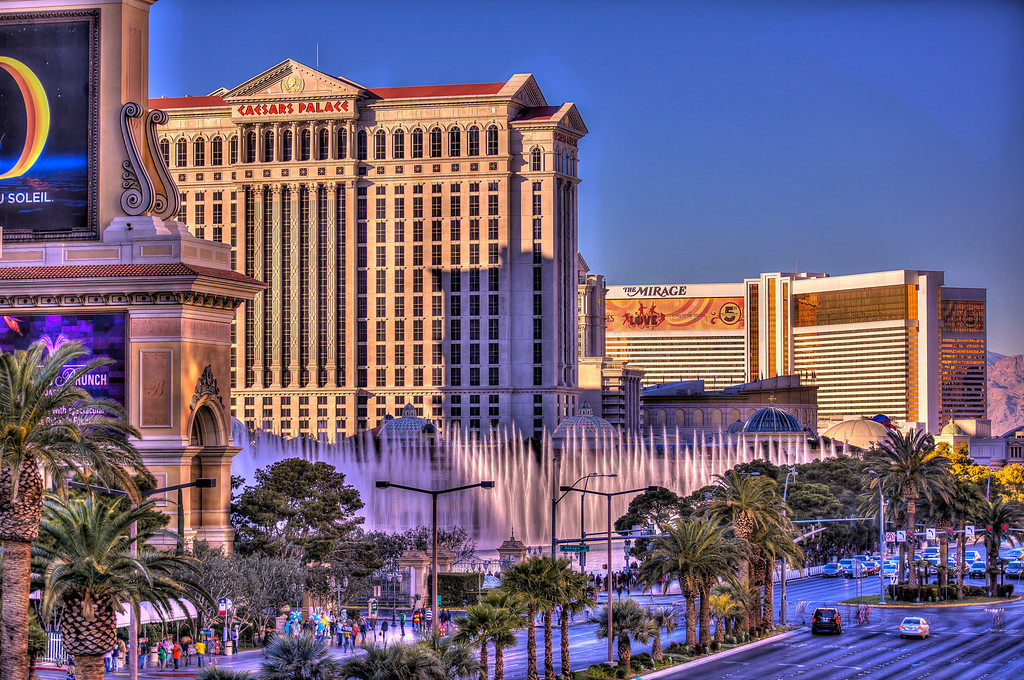 Just when I say I'm going to lay off the HDR, I post another one.  They're just too fun to do.  Las Vegas, NV