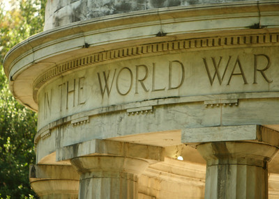 WWI Memorial, Washington D.C.