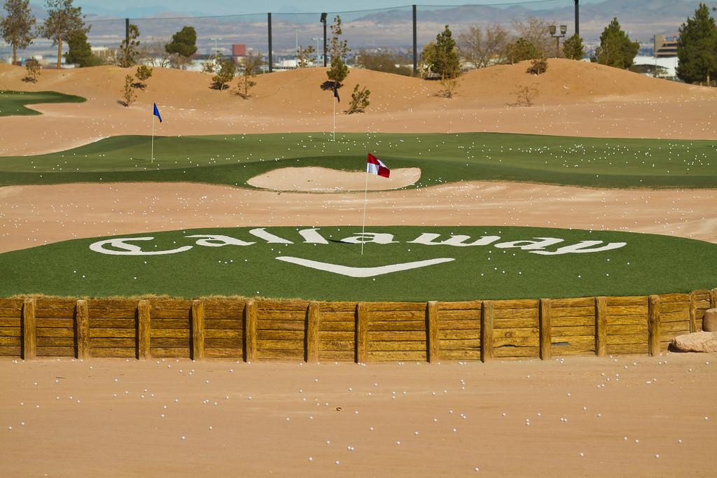 Callaway Golf Center, Las Vegas, NV