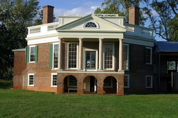 Thomas Jefferson's Poplar Forest 20051023
