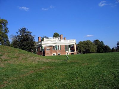 Thomas Jefferson's Poplar Forest 20051023 MM