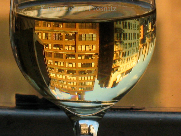Through the Water Glass