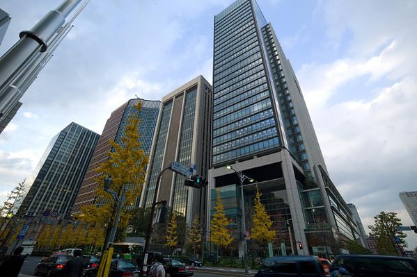 Tokyo International Forum Wide