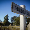 Uralla Cemetery, Australia<br /> Burial of Fred Ward (better known as the bushranger 'Captain Thunderbolt')