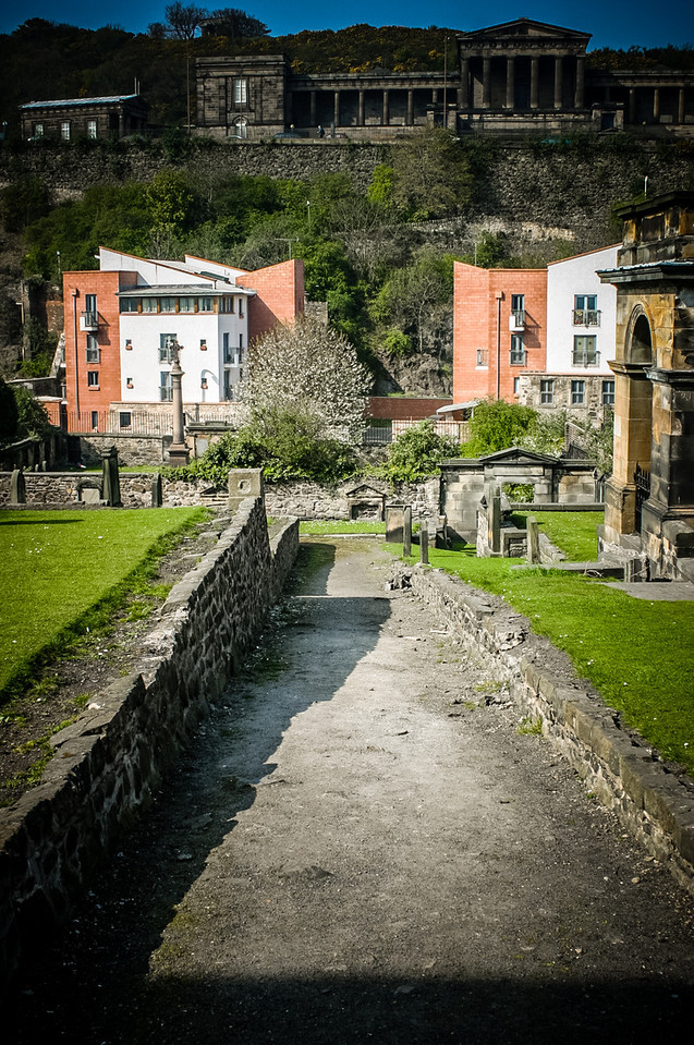 Tombs, Cemeteries & Crematoria