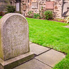 Edinburgh, Scotland<br /> St Cuthbert's Churchyard.