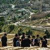 Jerusalem, Israel<br /> Jewish cemetery on the Mount of Olives.