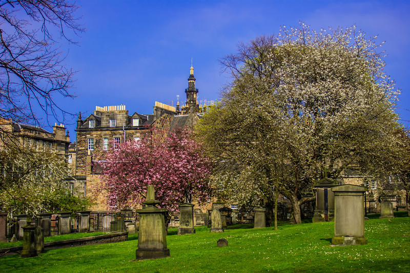 Calton New Cemetery, Edinburgh<br /> Calton New Cemetery, Edinburgh