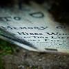 Wiseman's Ferry, Sydney, NSW, Australia<br /> Grave, Wiseman's Ferry Cemetery.