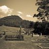 Kangaroo Valley, NSW, Australia<br /> Kangaroo Valley Cemetery. Consecrated 1870.
