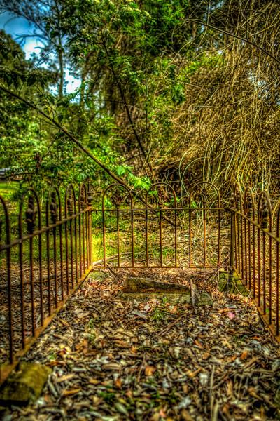 St Albans, Sydney, NSW, Australia<br /> St Albans Old General Cemetery.