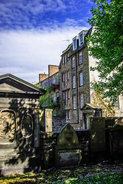Calton New Cemetery, Edinburgh<br /> Calton New Cemetery, Edinburgh