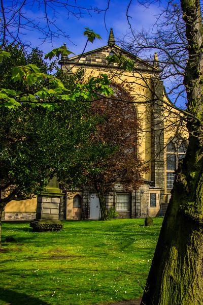 Greyfriars Kirkyard, Edinburgh<br /> Greyfriars Kirkyard, Edinburgh