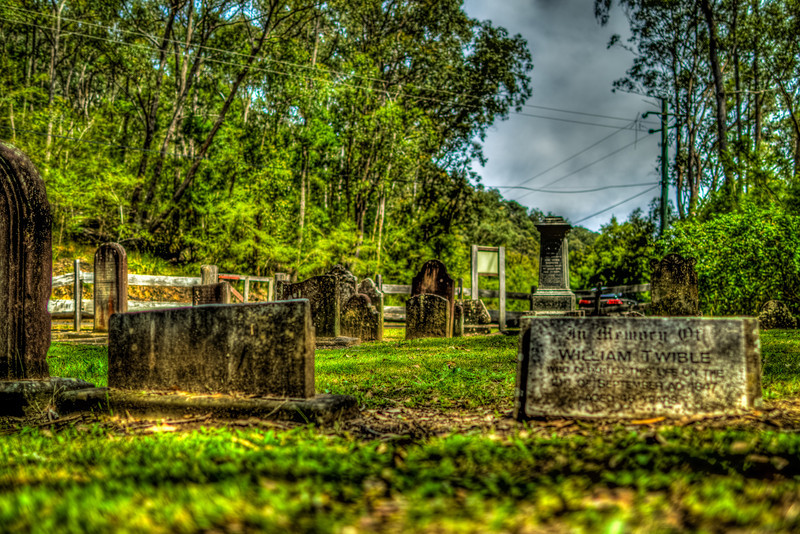 St Albans Old General Cemetery, Sydney<br /> St Albans Old General Cemetery, Sydney