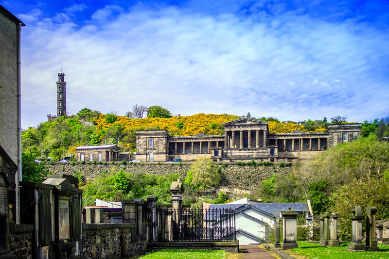 Canongate Kirkyard, Edinburgh<br /> Canongate Kirkyard, Edinburgh