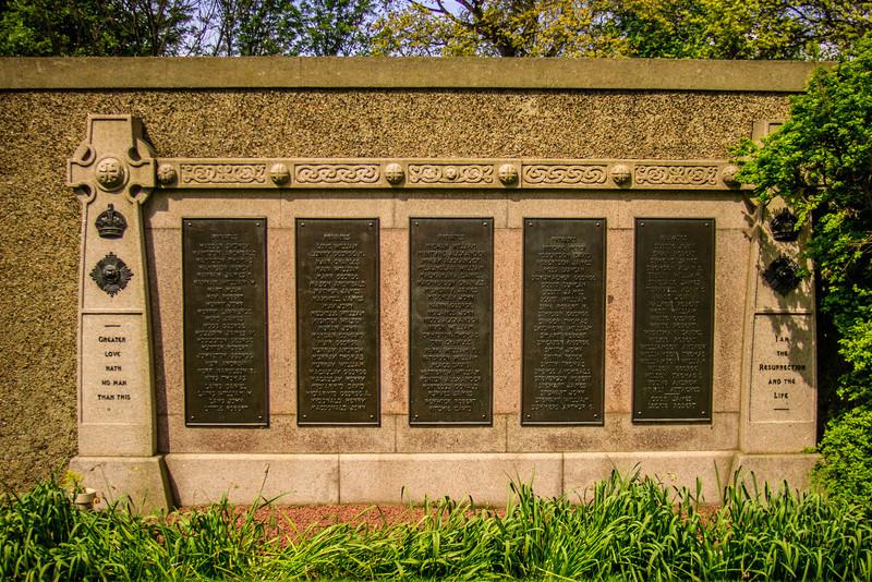 Rosebank Cemetery, Edinburgh<br /> Rosebank Cemetery, Edinburgh