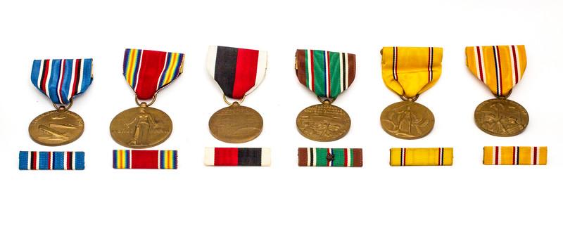Tools & Medals