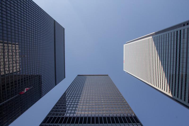 Bay Street Buildings
