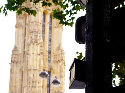 Paris - Tour Saint Jacques