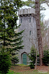 Tower at The Nassau County Museum Of Art.