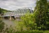 Morgan County Veterans Memorial Bridge, Built 1913, McConnelsville, Ohio