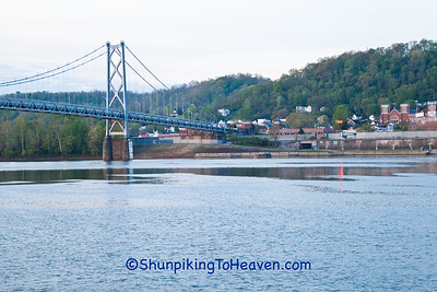 Simon Kenton Memorial Bridge, Maysville, Kentucky