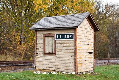La Rue Depot, Sauk County, Wisconsin