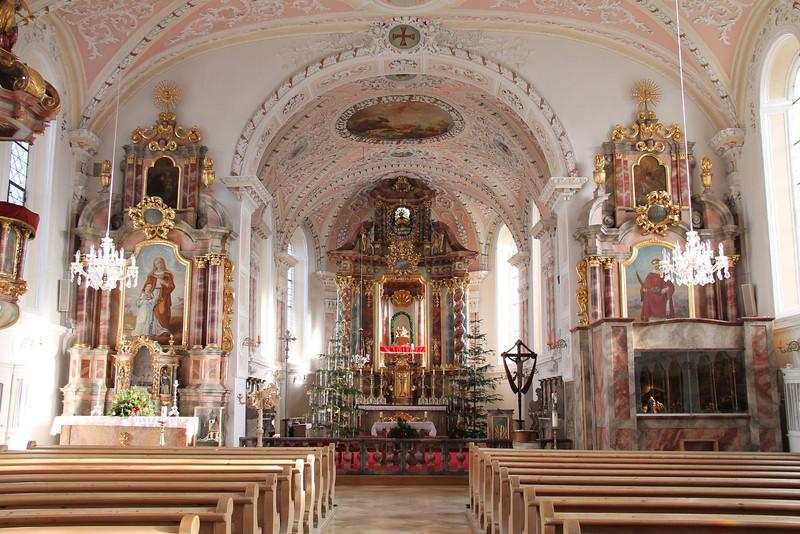 Kath .Pfarramt St. Michael, Bayerniederhofen