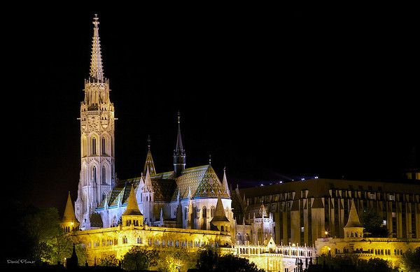 An Evening In Budapest