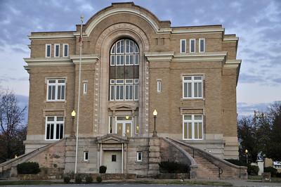Washington County Court House Bartlesville Oklahoma