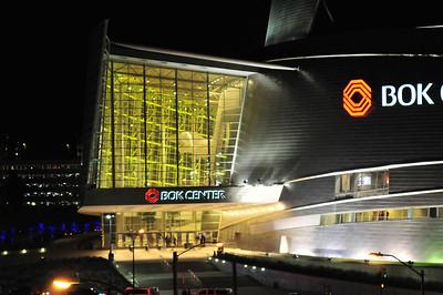 BOK Center, Downtown Tulsa, Cesar Pelli (2008)