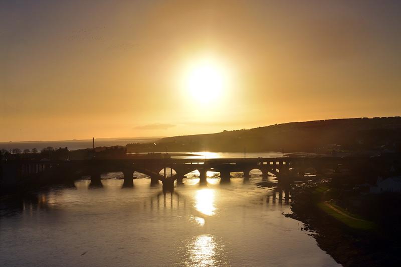Berwick Upon Tweed Old Bridge