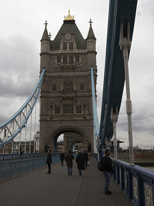 More Tower Bridge.  Can you see Shawn?