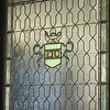 Tour of renovated and expanded Coburn Hall at UMass Lowell South Campus, originally the Lowell Normal School, founded to train teachers. Stained glass building from when building was the Lowell Teachers College. (SUN/Julia Malakie)