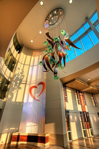 UT Medical Center - Heart Hospital Vestibule